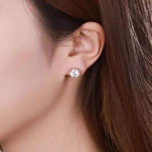 fstepka Jewelry - 9mm Rose Gold Crown Setting Studs